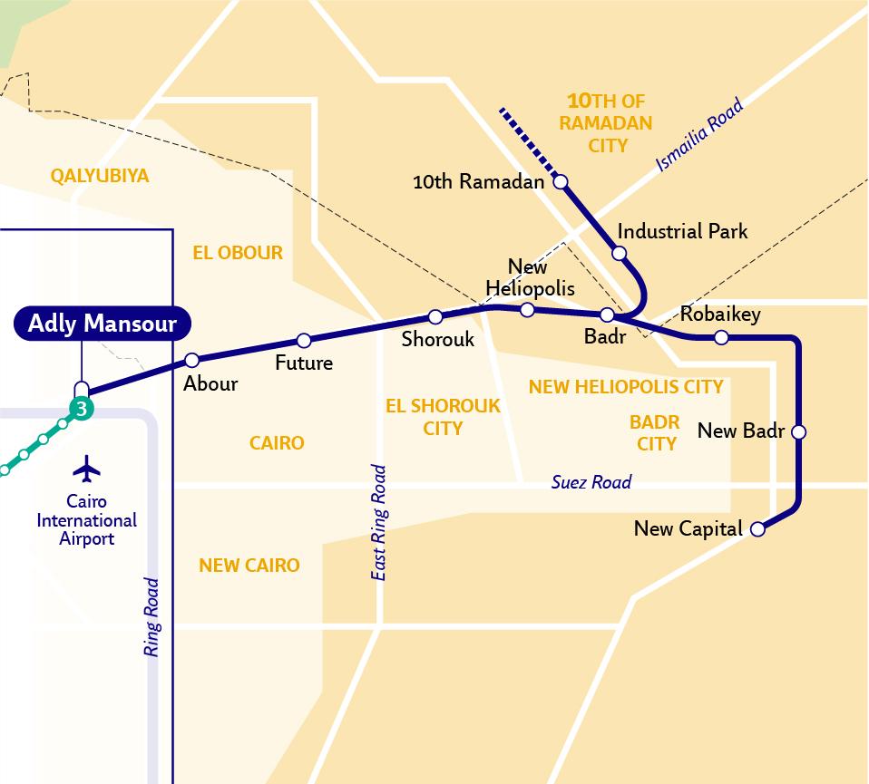 LRT Map