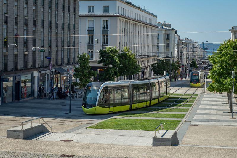 Brest Tramway